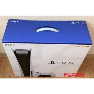 SONY - PlayStation5 通常版 本体 PS5