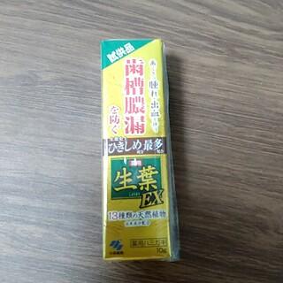 小林製薬 - 薬用ハミガキ 生葉EX  ひきしめ最多 試供品