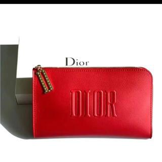 Christian Dior - 【新品未使用箱あり】  ディオール ノベルティポーチchristian dior