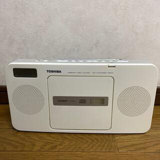 東芝 - TOSHIBA 東芝 CDプレーヤー ラジオ ジャンク