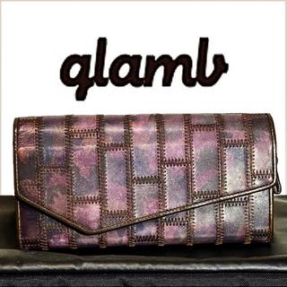 glamb - 【希少★glamb】迷彩long wallet
