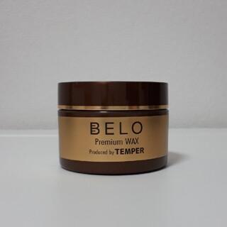 BELOプレミアムワックス(くせ毛用ヘアワックス) 60g(ヘアワックス/ヘアクリーム)