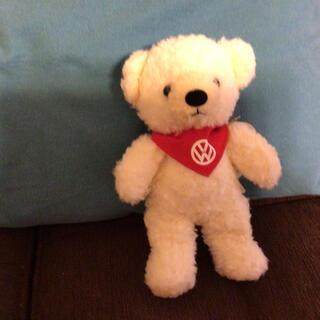フォルクスワーゲン(Volkswagen)のフォルクスワーゲン ベア くま ぬいぐるみ(ぬいぐるみ/人形)
