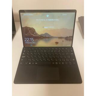 マイクロソフト(Microsoft)の「即発送」surface pro x キーボード+ペン(箱、充電器有)(ノートPC)