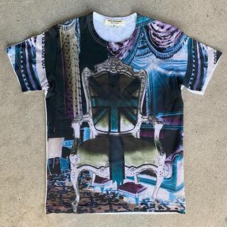 ジュンヤワタナベコムデギャルソン(JUNYA WATANABE COMME des GARCONS)の2017AW JUNYA WATANABE Union Jack Chair(Tシャツ/カットソー(半袖/袖なし))