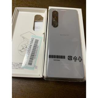 SONY - 新品未使用 simフリー  ソニー Xperia 1Ⅲ SO-51B 5G