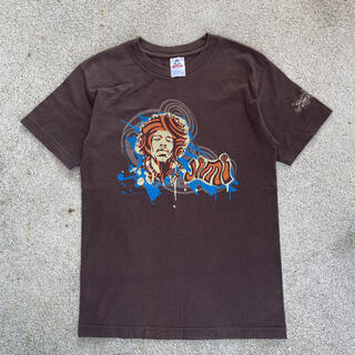 00s 古着  Jimi Hendrix ジミヘンドリックス tシャツ(Tシャツ/カットソー(半袖/袖なし))