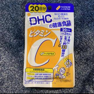 DHC - クーポン・ポイント消化❣️DHC⭐️ビタミンC⭐️20日分