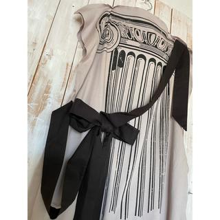 Vivienne Westwood - 【ヴィヴィアンウエストウッド】新品未使用 リボンを結ぶビッグトップス 日本製