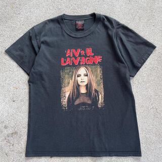 00s 古着 avril lavigne アヴリルラヴィーン tシャツ(Tシャツ/カットソー(半袖/袖なし))