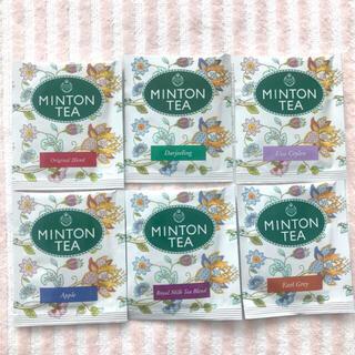 MINTON - ミントンティー ミントン 紅茶 ティーバッグ 6P