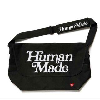HUMAN MADE girls don't cry MESSENGER BAG