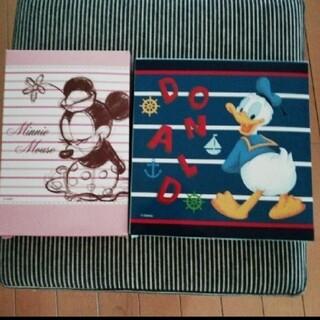 Disney - タオルハンカチ 2枚セット