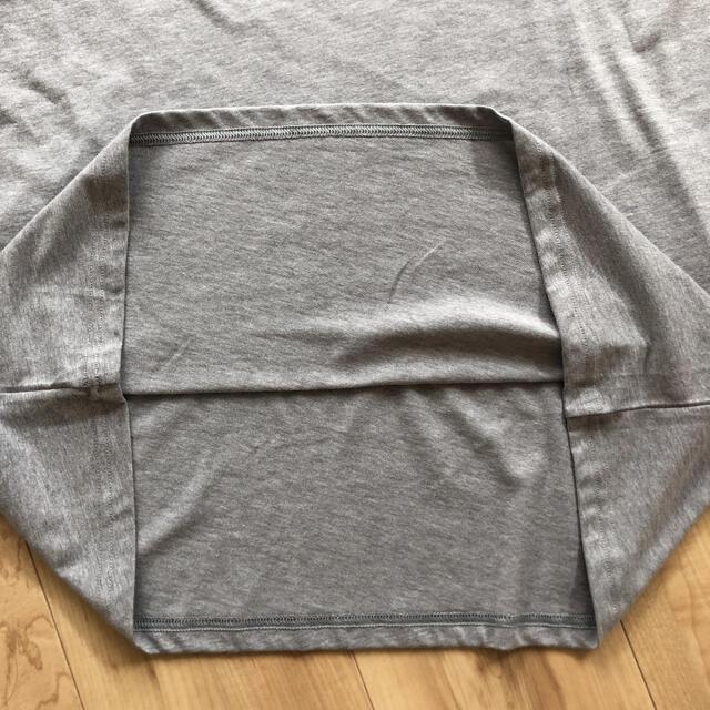 UNDER ARMOUR(アンダーアーマー)の☆新品☆アンダーアーマー メンズヒートギアTシャツ グレー Lサイズ メンズのトップス(Tシャツ/カットソー(半袖/袖なし))の商品写真