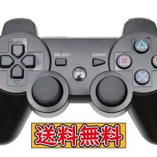 PS3 コントローラー ブラック 黒色 互換品 Bluetooth ワイヤレス(その他)