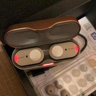 SONY - SONY WF-1000XM3 ワイヤレスイヤホン 美品