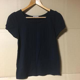 フェルゥ(Feroux)のFeroux 肩レースTシャツ カットソー トップス(Tシャツ(半袖/袖なし))