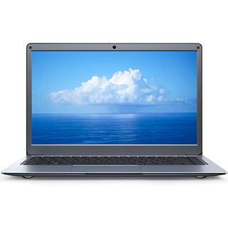 マイクロソフト(Microsoft)のノートパソコン 13.3インチ  Win10搭載 薄型PC ノート(ノートPC)
