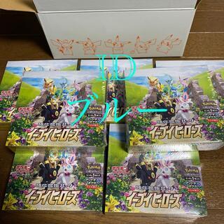 ポケモン(ポケモン)のポケモンカード ポケカ イーブイヒーローズ 新品未開封品 7box シュリンク付(Box/デッキ/パック)