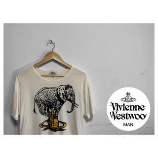 Vivienne Westwood - Vivienne Westwood MAN オーブロゴ Tシャツ