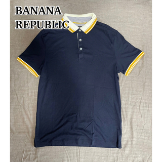バナナリパブリック(Banana Republic)のBANANA REPUBLIC バナナリパブリック ポロシャツ(ポロシャツ)