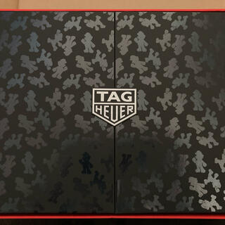 TAG Heuer - TAG Heuer スーパーマリオエディション