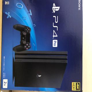 SONY PlayStation4 Pro 2TB本体 CUH-7200CB01