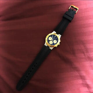 ブルガリ(BVLGARI)の高級 ブルガリ ディアゴノスポーツ CH35SG  SSK18  腕時計(腕時計(アナログ))