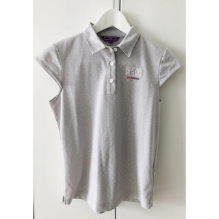 BEAMS - 美品❤︎ビームスゴルフ ノースリーブ ポロシャツ