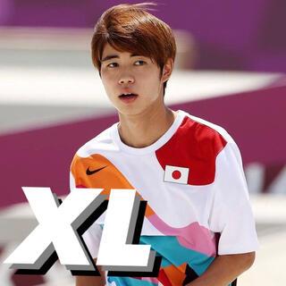 NIKE - 【NIKE SB】日本 オリンピック スケボー ユニホーム XL