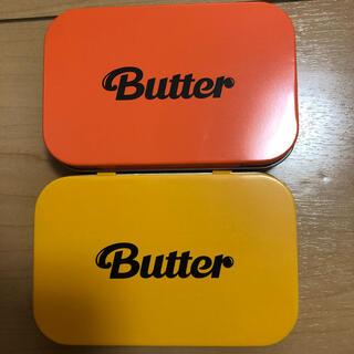 防弾少年団(BTS) - BTS 防弾少年団 Butter バター 公式 weverse 特典 缶ケース