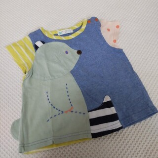 NARUMIYA INTERNATIONAL - ベイビーチアー Tシャツ 80