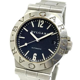 ブルガリ(BVLGARI)のブルガリ LCV35S デイト ディアゴノ スポーツ 自動巻き ボーイズ腕時計(腕時計(アナログ))
