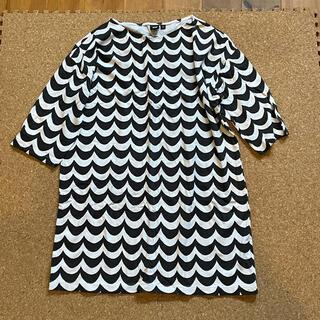 marimekko - 美品 marimekko ユニクロ Tシャツ