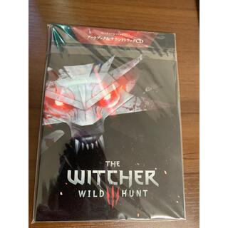 プレイステーション4(PlayStation4)のウィッチャー3 ワイルドハント アートブック&CD(家庭用ゲームソフト)