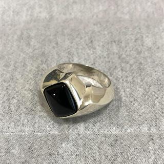 UZU ウズ リング オニキス 925 指輪