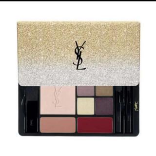 イヴサンローランボーテ(Yves Saint Laurent Beaute)の【新品未使用】イヴサンローラン アイシャドウパレット クリスマスコフレ(アイシャドウ)