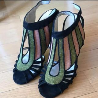 エストネーション(ESTNATION)の☆エストネーション購入イタリア製 靴(ハイヒール/パンプス)
