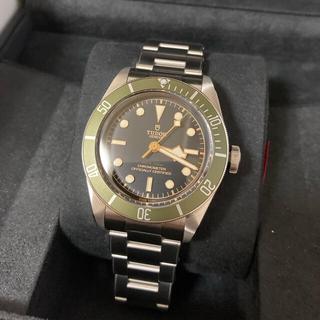 チュードル(Tudor)のひーちゃん様専用 Tudor Harrods ハロッズ限定品 21年7月購入(腕時計(アナログ))