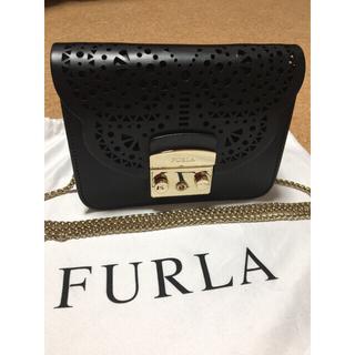 Furla - 新品 未使用 FURLA フルラ メトロポリス  クロスボディ ショルダー 黒