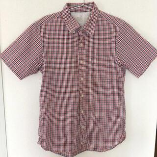 ムジルシリョウヒン(MUJI (無印良品))のメンズ 無印良品 半袖シャツ(シャツ)