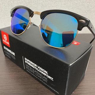新品未使用♪kdeam最新偏光レンズサングラス ウェリントンブルー即購入可