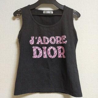 Christian Dior - クリスチャンディオール レディース タンクトップ