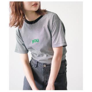 IENA SLOBE - 【完売商品】slobe iena you5/S TEE