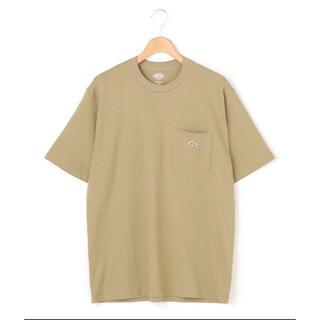 DANTON - 【DANTON】ポケットTシャツ SOLID MEN