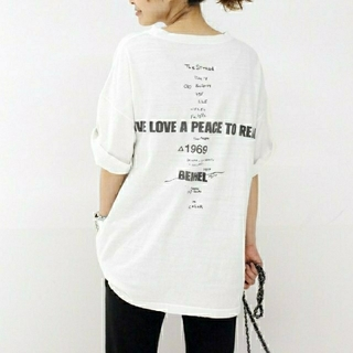 DEUXIEME CLASSE - Deuxieme Classe  LOVE A PEACE Tシャツ