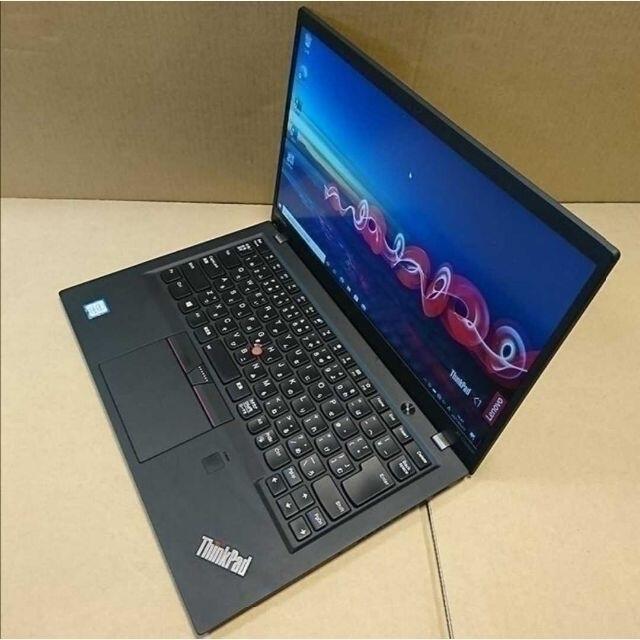 Lenovo(レノボ)のThinkPad X1 Carbon 7th i5  lenovo スマホ/家電/カメラのPC/タブレット(ノートPC)の商品写真