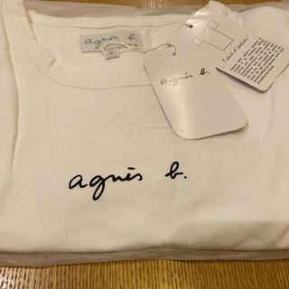 agnes b. - 新品 アニエスベー ちびロゴ 半袖 ティシャツ ロゴ agnes b. サイズ1