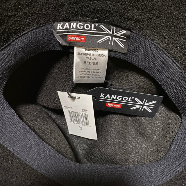 Supreme(シュプリーム)のタイムセール!supreme kangol bermuda casual hat メンズの帽子(ハット)の商品写真
