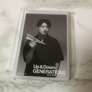 GENERATIONS - GENERATIONS Up&Down コンパクトミラー 佐野玲於